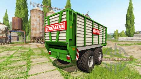 BERGMANN HTW 35 for Farming Simulator 2017
