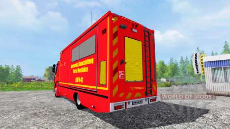 Renault Premium Porta Westfalica ELW for Farming Simulator 2015