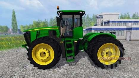 John Deere 9410R [triples] for Farming Simulator 2015