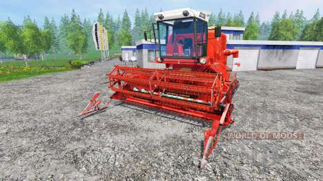 Bizon Z056 for Farming Simulator 2015