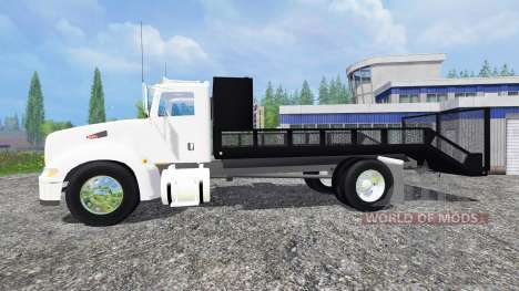 Peterbilt 384 for Farming Simulator 2015