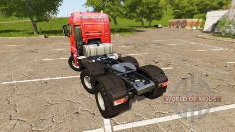 MAN TGS 18.440 for Farming Simulator 2017