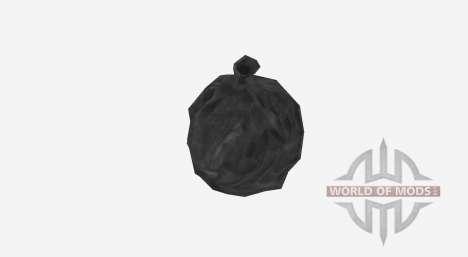 The trash bag for Farming Simulator 2017