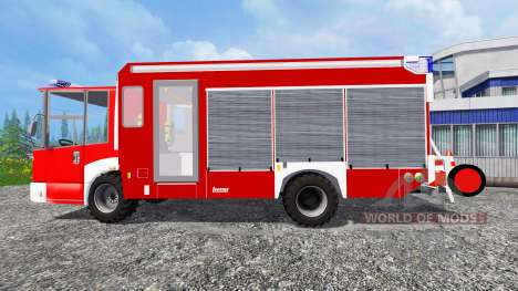 Mercedes-Benz Econic Feuerwehr for Farming Simulator 2015