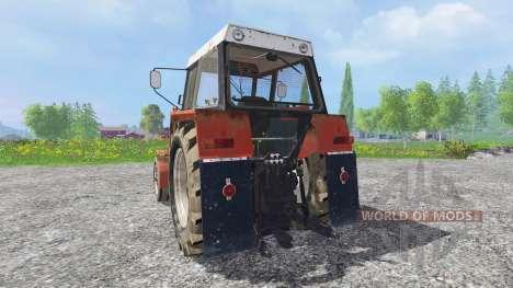 Zetor 8111 for Farming Simulator 2015