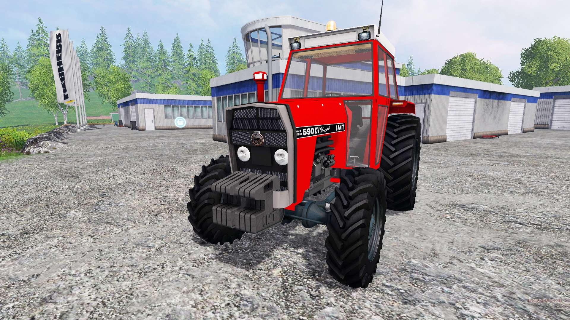 Imt 590 Dv V2 0 For Farming Simulator 2015