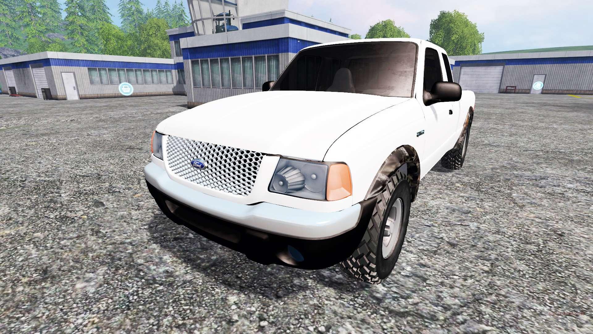 Ford Ranger 2001 for Farming Simulator 2015  Ford Ranger 200...