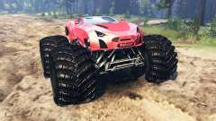 Laraki Epitome [monster truck] for Spin Tires