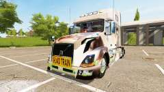 Volvo VNL 780 Pernille Holmboe for Farming Simulator 2017