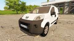 Peugeot Bipper for Farming Simulator 2017