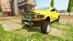 Dodge Ram 2500 Heavy Duty v2.0 for Farming Simulator 2017