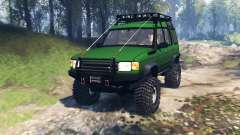 Land Rover Discovery v4.0 for Spin Tires