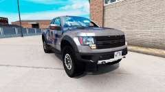 Ford F-150 SVT Raptor v1.5.1 for American Truck Simulator