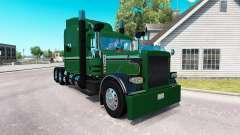 Skin Seidler Trucking for the truck Peterbilt 389 for American Truck Simulator
