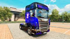 Skin ITS International Transport on tractor Scania for Euro Truck Simulator 2