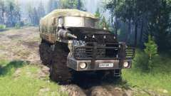 Ural-4320-10 v4.0 for Spin Tires
