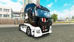 Limited Edition skin for Iveco tractor unit for Euro Truck Simulator 2