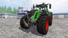 Fendt 939 Vario Wheelshader [washable]