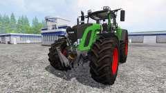 Fendt 939 Vario Wheelshader [washable] for Farming Simulator 2015