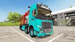 Volvo FH16 750 Forest for Farming Simulator 2017