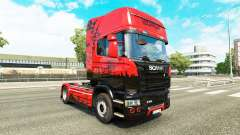 Skin Istanbul for tractor Scania for Euro Truck Simulator 2