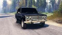 VAZ-2103 v4.0 for Spin Tires