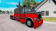 Hot rod skin for the truck Peterbilt 389 for American Truck Simulator