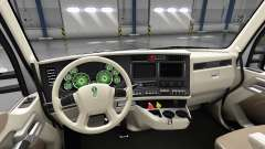 Interior Green Dial for Kenworth T680 for American Truck Simulator