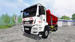 MAN TGS [tipper]