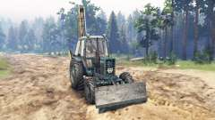 MTZ-82 v3.0 for Spin Tires