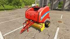 New Holland Roll-Belt 460 for Farming Simulator 2017