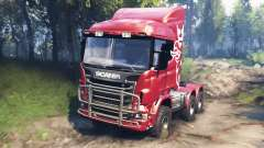 Scania R730 v3.0 for Spin Tires