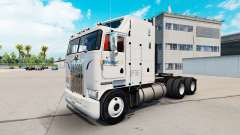 Walmart skin for Kenworth K100 truck for American Truck Simulator