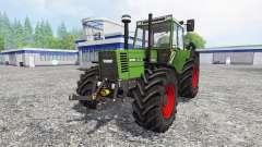 Fendt Favorit 615 LSA Turbomatic for Farming Simulator 2015