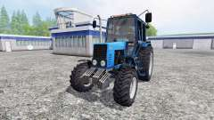 MTZ-82.1 Belarus turbo