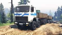 MZKT-7401 2004 v3.0 for Spin Tires