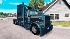 2 Metallic skin for the truck Peterbilt 389 for American Truck Simulator
