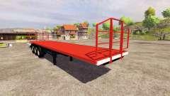 The Trailer Agroliner 40 for Farming Simulator 2013