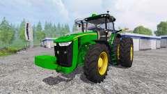 John Deere 8370R v4.0