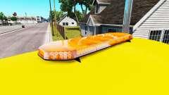 Strobe light v1.5 for American Truck Simulator
