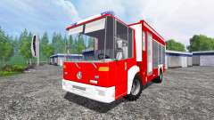 Mercedes-Benz Econic Feuerwehr