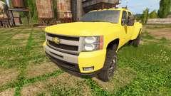 Chevrolet Silverado 3500 HD for Farming Simulator 2017