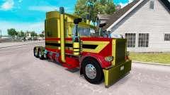 Skins Metallic 7 for the truck Peterbilt 389 for American Truck Simulator