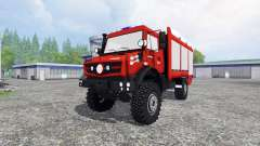 Mercedes-Benz Unimog U5023 [pack]