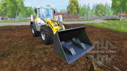 Liebherr L538 AWS for Farming Simulator 2015