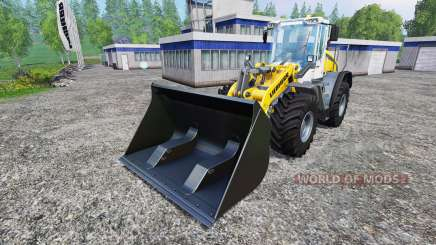 Liebherr L538 [yellow] for Farming Simulator 2015
