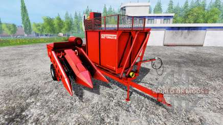 SIP Tornado 80 for Farming Simulator 2015