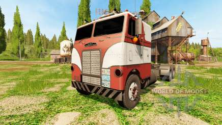 Freightliner White WF for Farming Simulator 2017