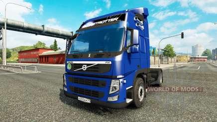 Volvo FM13 v1.2 for Euro Truck Simulator 2
