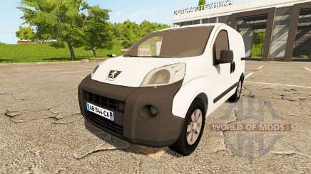 Peugeot Bipper for Farming Simulator 2017